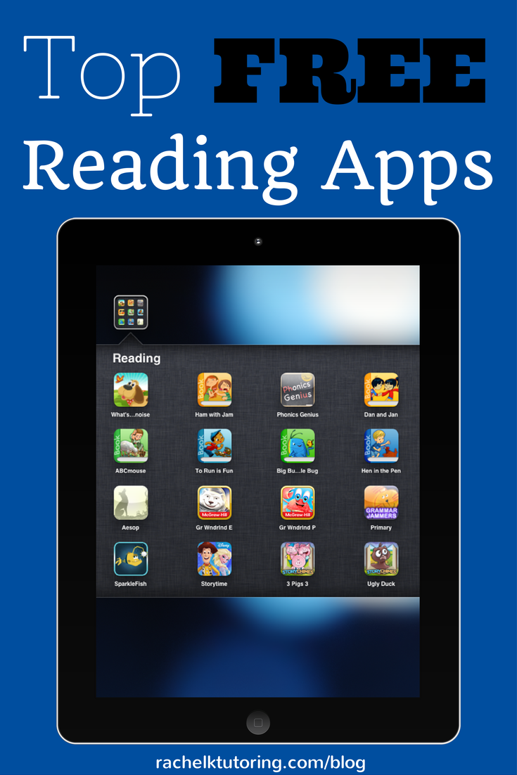 Apps: Rachel K Tutoring Blog