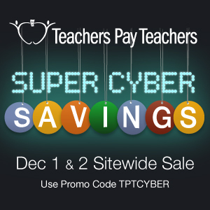 Super Cyber Savings! | Rachel K Tutoring Blog
