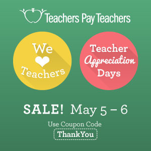 Teacher Appreciation Sale! | Rachel K Tutoring Blog